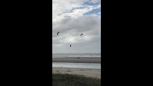 Kitesurfing Clip