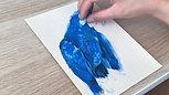 Carter the Hyacinth Macaw