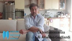 IMPLANTOLOGIA BRESCIA - TESTIMONIANZA AMEDEO GAGLIARDI