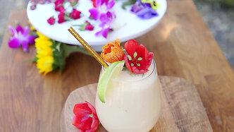 Tropical Hibiscus Colada Recipe