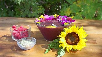Orchid Acai Bowl Recipe
