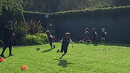 Agility with the ball