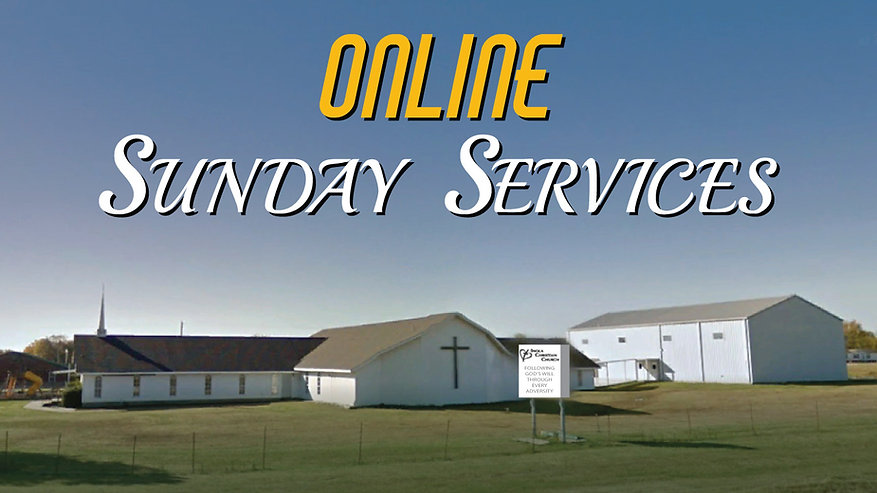 ICC Online Church Services