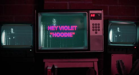 Hey Violet - Hoodie