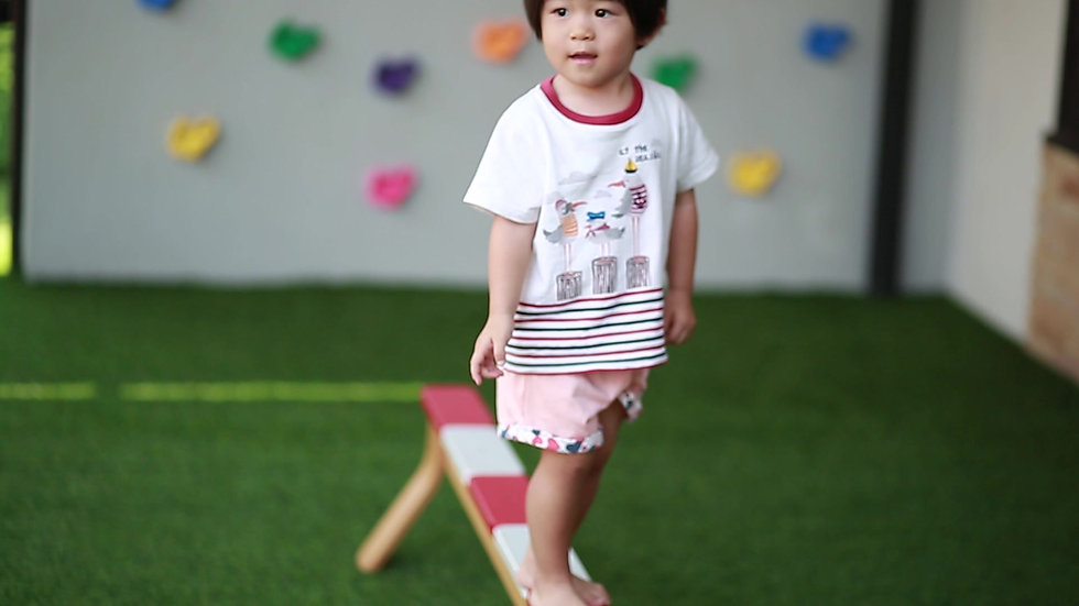 Transitions: Toddler to Primary