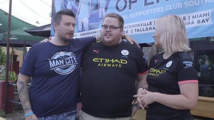 Man City In Atlanta