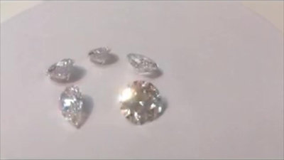 Extensive Diamond Selection