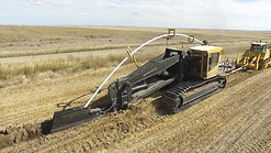 Wolfe 600 Construction Plow