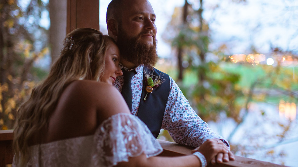 Justine and Brent - Oct 2019