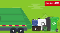 Cotswold District Council Changes to your waste and recycling services in March 2020