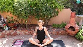 Seated Hatha Yoga