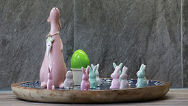 Counting Easter Bunnies