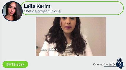 Leila Kerim - Chef de projet Clinique chez GENFIT