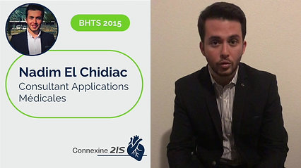 Nadim El Chidiac - Consultant Applications Médicales chez B.BRAUN