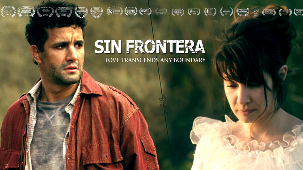 Sin Frontera (Without Boundary) - Trailer