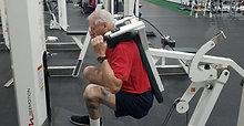 Bob Mahovsky's recovery