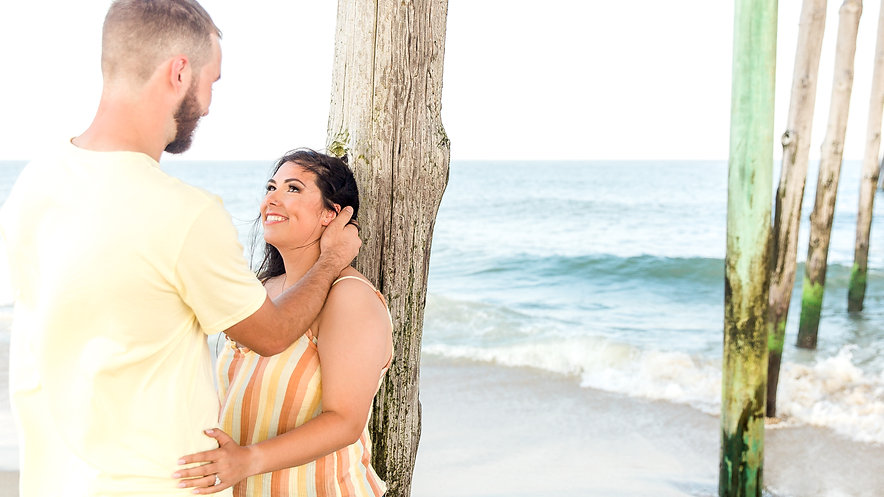 Engagement: Morgan and Connor