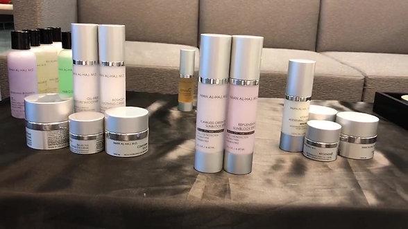 Iman Skin Line Review