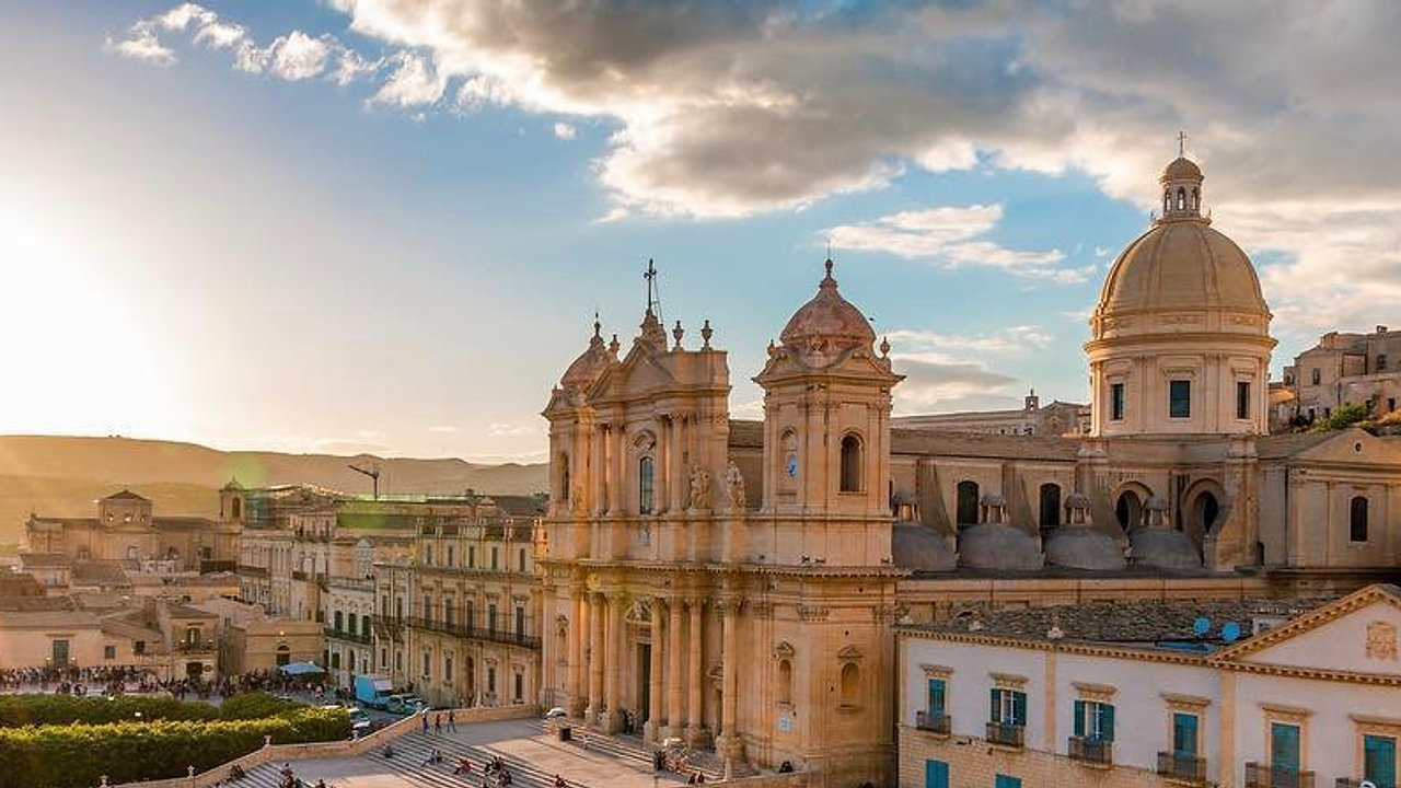 Sicilian Baroque Towns