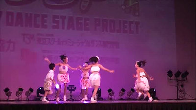 OOPS!!グランプリ受賞作品 2017 DANCE STAGE PROJECT