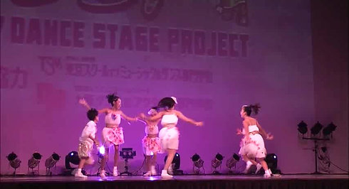 OOPS!!2017DANCE STAGE PROJECT