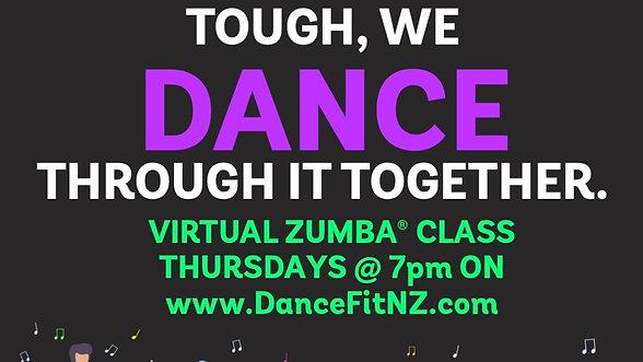 Zumba@ Fitness Virtual Class (16/4/20)
