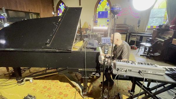 Dreamland Recording Studios with Jordan Rudess