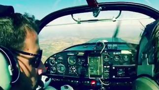 Philippe Chatelet Aerobatics lesson cap 10