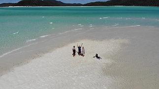 Whitsundays - Drone Short Video
