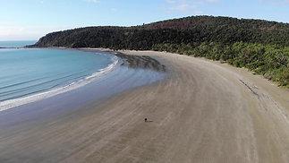 Cape Hillsborough - Drone Short Video