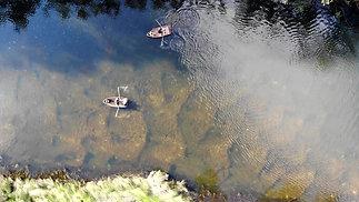 Royal National Park Boat - Drone Short Video