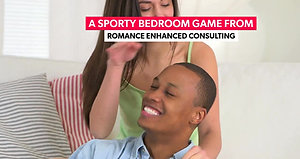 Surpise gift for him sporty bedroom game