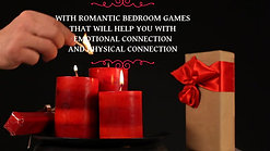 Ignite that spark again with romantic bedroom games