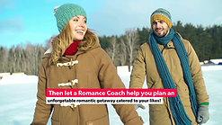 Winter Romantic Getaway Together