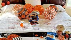 Luxury Basketball Date Night!