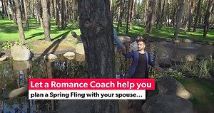 Romantic Getaway by pond