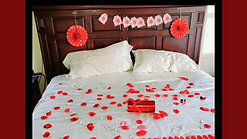 Romantic Anniversary Date Idea- Red Theme