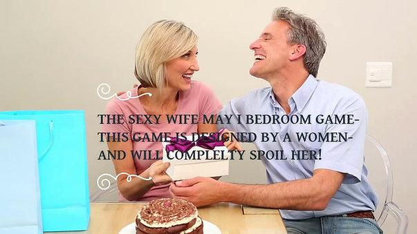 Sexy Wife- Best Husband Award