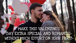 Extra Special Valentines Day Hire a Romance Coach