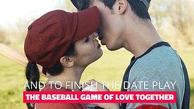 Romantic Baseball Themed Date