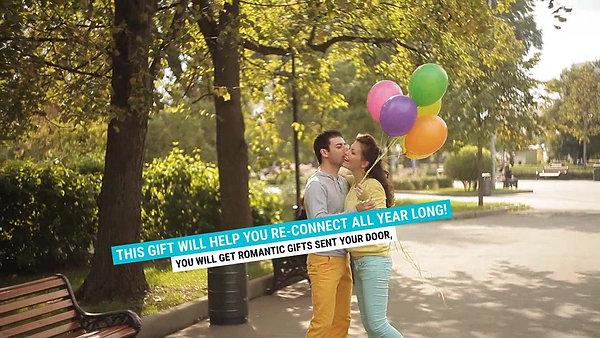 Year of Romance Balloons