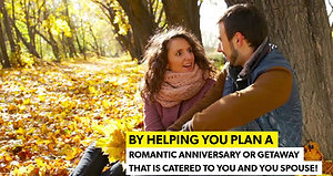 Fall Anniversary + Getaway Packages