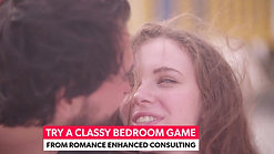Bring in More romance with Classy bedroom games