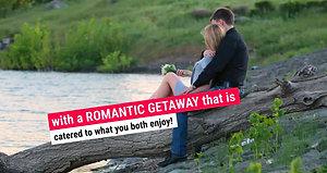 Romantic Getaway by lake