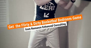 Fun and Flirty Basketball Gift For Couples