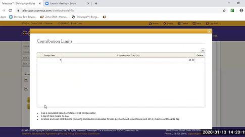 Telescope™ Repurchase Obligation Software Demo