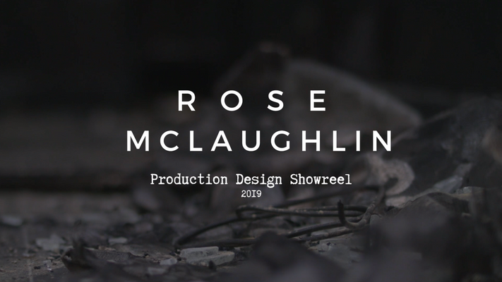 Production Design Showreel