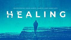Healing  week 1