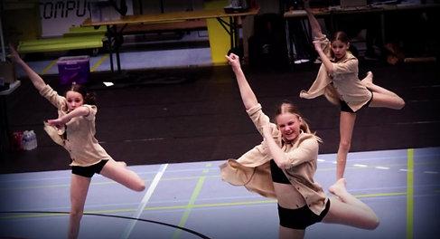 Wedstrijd Modern,Showdance,Jazzdance