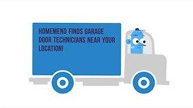 HomeMend Garage Door